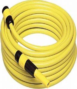 """Schlauch 138 Tuyau d'arrosage Noir/jaune 20 m / 1,3 cm (1/2"""") (Import Allemagne) de la marque Schlauch image 0 produit"""