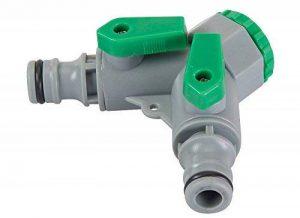 """Silverline 444072 Nez de robinet dérivateur 3/4"""" BSP à male 1/2"""" mâle de la marque Silverline image 0 produit"""