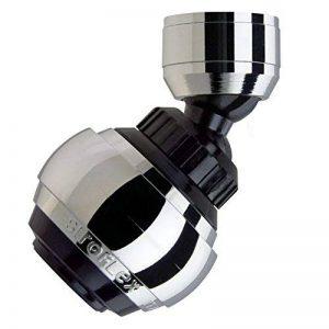 Siroflex 2525/5S aereatore Douchette Saturn, chromé/noir de la marque Siroflex image 0 produit