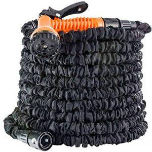 Sodipa Tuyau Extensible avec Pistolet Noir 22,5 m 08018 de la marque Sodipa image 0 produit