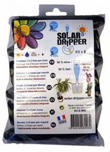 Solar-Dripper Arrosage Automatique Solaire SD par 6 de la marque Solar-Dripper image 0 produit