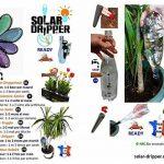 Solar-Dripper Arrosage automatique Solaire SD prêt à l'usage par 6 de la marque Solar-Dripper image 2 produit