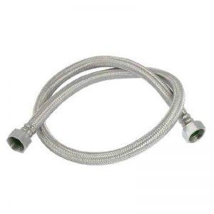 Sourcingmap® 0.8M 1/2 BSP tressé flexible tuyau de douche Chauffe-eau Raccord de tuyau Tube de la marque Sourcingmap image 0 produit