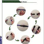 Spequix Jardin Tuyau extensible kit de réparation pour robinet adaptateur tuyau Connecteurs avec Extra Rondelles en caoutchouc pour tuyau de jardin Eau Tuyau extensible Poche Tuyau kit de réparation de la marque SPEQUIX image 6 produit
