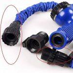 Spequix Jardin Tuyau extensible kit de réparation pour robinet adaptateur tuyau Connecteurs avec Extra Rondelles en caoutchouc pour tuyau de jardin Eau Tuyau extensible Poche Tuyau kit de réparation de la marque SPEQUIX image 3 produit