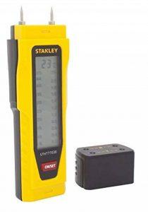 Stanley 0-77-030 Testeur d'humidité, Jaune de la marque Stanley image 0 produit