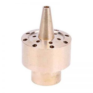 starnearby 1/41/23/10,2cm Laiton Colonne Artifice Buse de fontaine à eau Arroseur Spray M de la marque starnearby image 0 produit