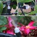 starnearby Micro-sprinklers Spray d'eau de refroidissement hydratant d'eau d'irrigation kit Ensemble big de la marque starnearby image 1 produit