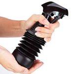 starnearby vide à la main Spray eau Bouteille en plastique de voiture de fleur de jardin Outil de nettoyage Noir de la marque starnearby image 3 produit
