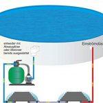 Steinbach Capteur solaire -chauffeur écologique pour la piscine-49100 de la marque Steinbach image 3 produit