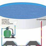 Steinbach Capteur solaire -chauffeur écologique pour la piscine-49100 de la marque Steinbach image 2 produit