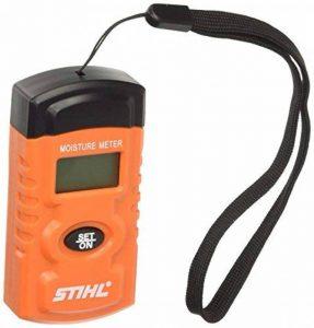 Stihl 04648020010 Humidimètre pour bois de chauffage Appareil de mesure de l'humidité de la marque Stihl image 0 produit