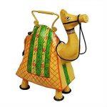 storeindya Arrosoir décoratif en métal Jar avec poignée Multicolor Intérieur Usage intérieur Accessoires de décoration de jardinage (Camel) de la marque storeindya image 1 produit