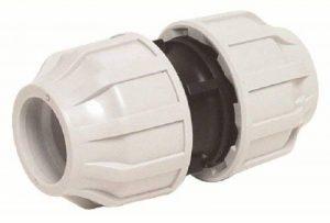 STP Fittings 08335020 - Connecteur de tuyau en polypropylène, 50 mm de la marque STP fittings image 0 produit