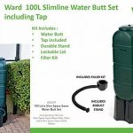 Strata Products Ltd Ward GN339 Tonneau récupérateur d'eau mince 100 l de la marque Strata Products Ltd image 1 produit