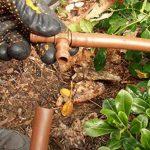 suinga–tuyau goutte, 16mm x 100m, couleur marron. de la marque Suinga image 1 produit