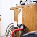 Support de Tuyau d'Arrosage A Crochet de Suspension- Support de Tuyau d'Arrosage Fixé Au Mur - Support de Tuyau d'Arrosage Portatif Résistant - Support de Tuyau d'Arrosage - Matériel de Montage Inclus de la marque Nakeli image 3 produit
