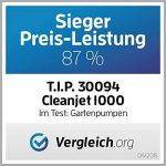 T.I.P. 30094 Pompe de jardin Cleanjet 1000 Plus avec kit de la marque T.I.P. image 1 produit