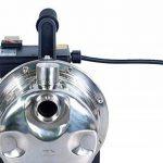 T.I.P. 30106 GP 4500 Inox Pompe de jardin en Acier Inoxydable avec robinetterie d'aspiration 4 m de la marque T.I.P. image 1 produit