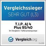 T.I.P. 30177 AJ 4 Plus 95/40 Pompe pour puits profonds de la marque T.I.P. image 4 produit