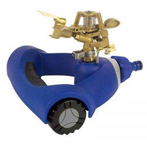 Tatay 0022601 Arroseur à Impulsions sur Roues Plastique Bleu Dimensions 21 x 20 x 15 cm de la marque Tatay image 0 produit