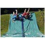 Team Magnus tapis de glisse à eau gonflable double piste toboggan piscine XXL (950 cm x 160 cm) de la marque Team Magnus image 5 produit