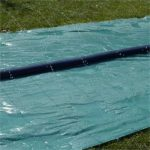 Team Magnus tapis de glisse à eau gonflable double piste toboggan piscine XXL (950 cm x 160 cm) de la marque Team Magnus image 4 produit