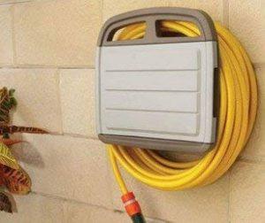 Tec Hit 390245 Support mural pour tuyau d'arrosage avec Armoire Rangement pour tube de 45 m de la marque Tec Hit image 0 produit