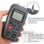Testeur d'humidité numérique ANGTUO Mesure de l'humidité de la main avec grande valeur d'affichage de l'écran LCD (plage de mesure 0 ~ 99,9%) de la marque ANGTUO image 4 produit