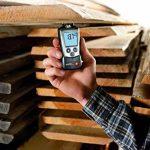 Testo 0560 6060 606-1 Hygromètre de poche avec capuchon de protection, protocole d'étalonnage et piles de la marque Testo image 2 produit