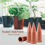 TOOGOO L'eau des plantes, Dispositifs automatiques de l'eau des plantesPour les vacances Arrosage des plantes et appareil de bureau, Paquet de 4 de la marque TOOGOO image 1 produit