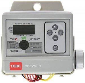 Toro - Programmateur DDCWP 4 stations de la marque TORO image 0 produit