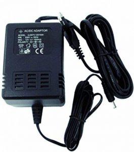 Transformateur 220V–24V AC 0,3ATransformateur électrique utilisé en programmateurs d'arrosage.Courant alternatif. de la marque Suministros Infantes image 0 produit
