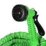 TRESKO® Tuyau d'arrosage flexible et extensible Tuyau d'arrosage rétractable (45m) de la marque TRESKO image 2 produit