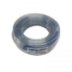 Tricoflex 00311132 Rouleau de tuyau souple transparent en PVC 6 mm (intérieur), 50 m de la marque Tricoflex image 0 produit