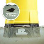 TROTEC Pompe de relevage pour eaux chargées / Pompe à eau Submersible TWP 4025 E (400 W, 7.500 l/h, jusqu'à une profondeur de 5 m, taille des impuretés 25 mm) de la marque Trotec image 2 produit