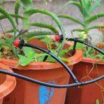 Tête de gicleurs d'irrigation, Shineus Plastique réglable Micro Drip irrigation Kits arroseurs Système émetteur pour jardin Lot de 100 de la marque Shineus image 3 produit