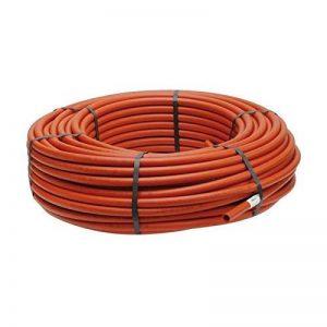Tube PER Nu/Diam 16/Rouge/Rouleau 100 m de la marque BT SELECTION image 0 produit