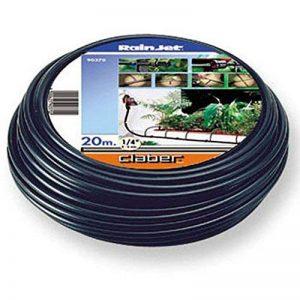 """Tuyau capillaire Claber Micro 90370 de 20 m, 1/4"""" (de 13 à 16 mm) de diamètre de la marque Claber image 0 produit"""