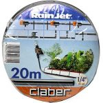 """Tuyau capillaire Claber Micro 90370 de 20 m, 1/4"""" (de 13 à 16 mm) de diamètre de la marque Claber image 1 produit"""