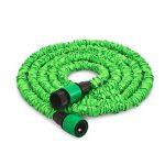 Tuyau d'arrosage flexible et extensible vert de la marque ProTec image 3 produit