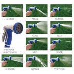 Tuyau d'arrosage flexible Tuyau d'arrosage bleu Tuyau magique extensible Tuyau magique (30m) de la marque Home&Decorations image 4 produit