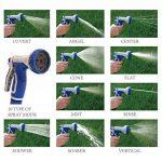 Tuyau flexible d'arrosage tuyau d'arrosage bleu Tuyau magique extensible tuyau magique (15m) de la marque Home&Decorations image 4 produit