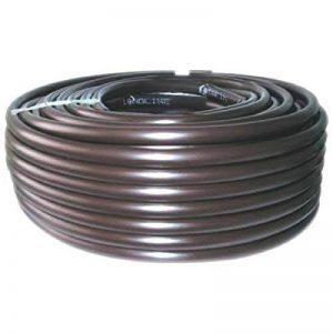 Tuyau PE noir percée 25 m - Ø 16 mm - non alimentaire - Cap Vert de la marque Cap Vert image 0 produit