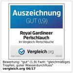 Tuyau poreux avec raccords - 12 m de la marque Royal gardineer image 4 produit
