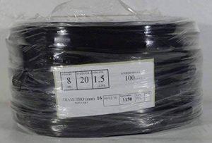Tuyau souple perforé avec trous larmes à débit variable de 16mm Rouleau de 100mt de la marque Irritec image 0 produit