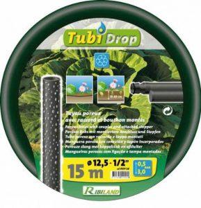 Tuyau Tubi Drop poreux 15m raccordato de la marque ribimex image 0 produit