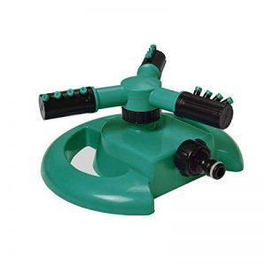 UEETEK Asperseur Sprinklers Sprinklers Water Durable Rotary Three Arms Water Sprinkler de la marque UEETEK image 0 produit