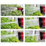uvistar Douchette pour bewässungs Tuyau Flexi Tuyau d'arrosage (Rouge) de la marque Uvistare image 4 produit