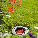 Vanne d'arrêt de GARDENA: régulation ou coupure des arroseurs individuels ou de groupes d'arroseurs, installation souterraine, couvercle sphérique escamotable, filtre amovible (2724-20) de la marque Gardena image 1 produit